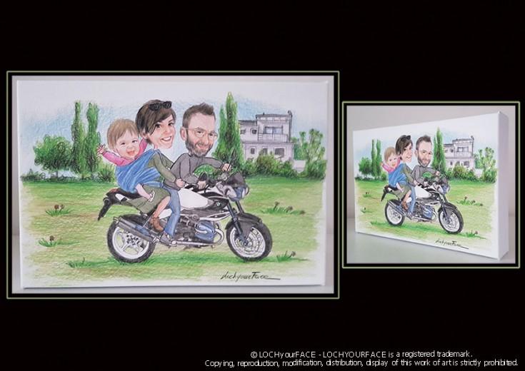 Stampe d 39 arredo tele e pannelli personalizzati con for Arredo famiglia terni prezzi